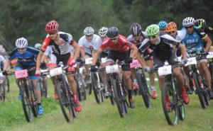 Sieg beim Bikerennen in Blitzingen
