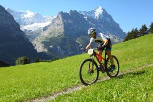 Eiger Bike Challenge, Grindelwald – Leadertrikot verteidigt